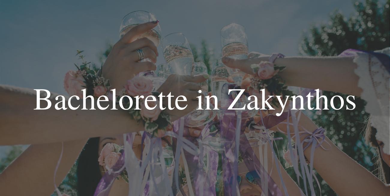 Bachelorette in Zakynthos